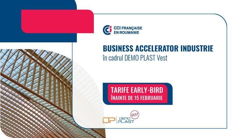 CCIFER Business Accelerator Industrie Demo Plast Vest 2019